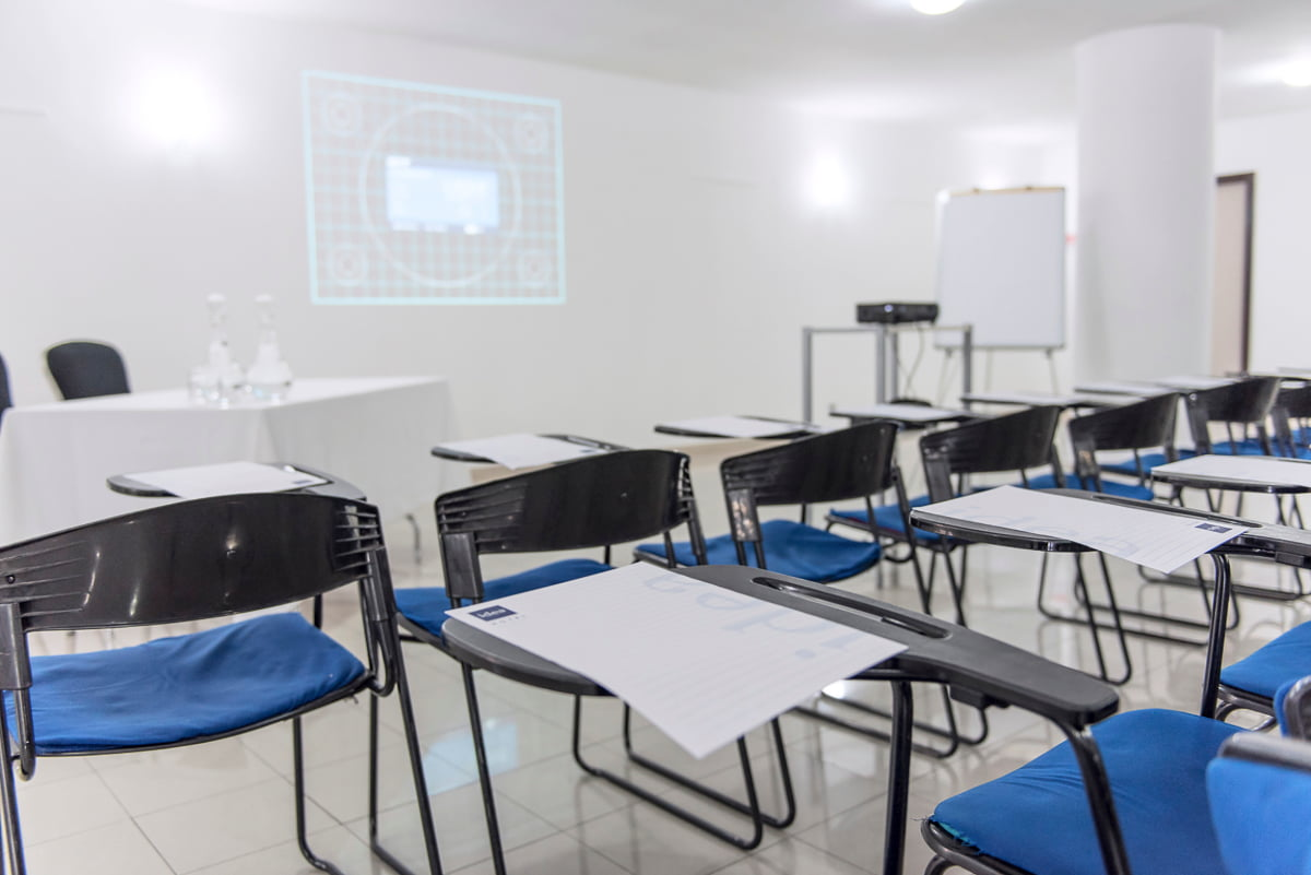 Dettaglio Meeting Room | Sotel Roma Nomentana